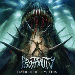 画像1: PROFANITY - Hatred Hell Within [CD]