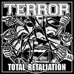 画像1: TERROR - Total Retaliation [CD]