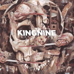 画像3: KING NINE - Death Rattle + CCA/Retributeコラボ Long Sleeve コンボ [CD+長袖Tシャツ]