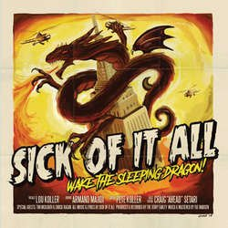 画像1: SICK OF IT ALL - Wake The Sleeping Dragon! [CD]