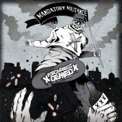 画像1: xFORGIVENESS DENIEDx - Mandatory Militance [CD]