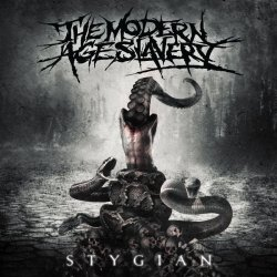 画像1: THE MODERN AGE SLAVERY - Stygian [CD]