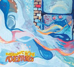 画像1: ADVENTURES - Supersonic Home [CD]