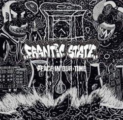 画像1: FRANTIC STATE - Piece In Our Time [CD]