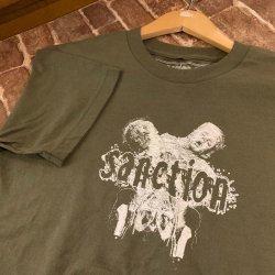 画像1: SANCTION - Green Tシャツ [Tシャツ]