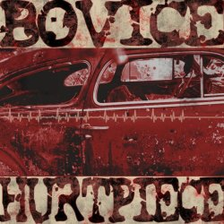 画像1: BOVICE / HURTPIECE - Flatline Split [CD]