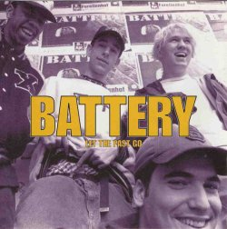 画像1: BATTERY - Let The Past Go [CD] (USED)