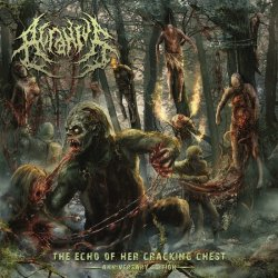 画像1: ACRANIUS - The Echo Of Her Cracking Chest [CD]