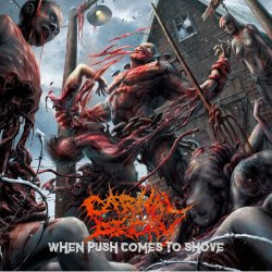 画像1: CARNAL DECAY - When Push Comes To Shove [EP]