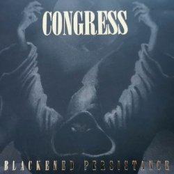 画像1: CONGRESS - Blackened Persistance (Gold) [LP]