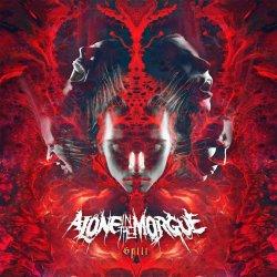 画像1: ALONE IN THE MORGUE - Split [CD]