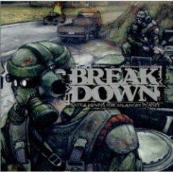 画像1: BREAKDOWN - Battle Hymns For An Angry Planet [CD]