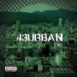 画像1: 43 URBAN - 187 (Ltd.Clear) [EP]