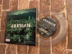 画像2: 43 URBAN - 187 (Ltd.Clear) [EP]