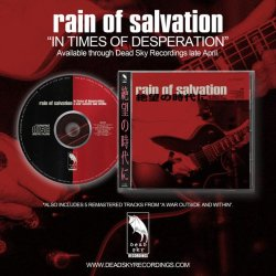 画像2: RAIN OF SALVATION - In Times of Desperation [CD]