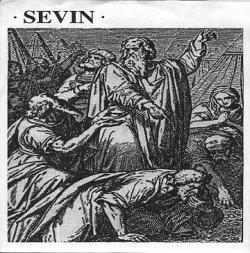 画像1: SEVIN - Heaven's Deception [EP]