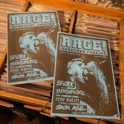 画像1: RAGE!  - Spring 2021 [ZINE]