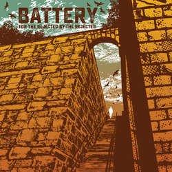画像1: BATTERY - For The Rejected By The Rejected [LP]
