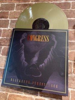 画像2: CONGRESS - Blackened Persistance (Gold) [LP]
