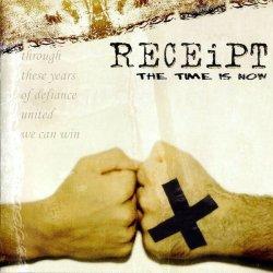 画像1: xRECEIPTx - The Time Is Now [CD]