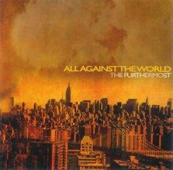 画像1: ALL AGAINST THE WORLD - The Furthermost [CD]