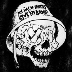 画像1: DOS DIAS DE SANGRE / GIVE EM BLOOD - Split [CD]