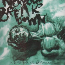 画像1: NERVOUS BREAKDOWN - A Lifetime Of Letdowns [CD]