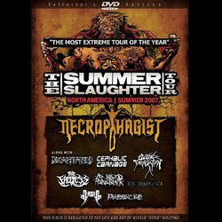 画像1: VARIOUS ARTISTS - The Summer Slaughter Tour DVD