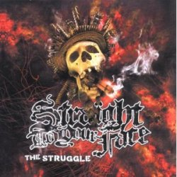 画像1: STRAIGHT TO YOUR FACE - The Struggle [CD]