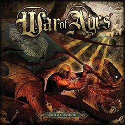 画像1: WAR OF AGES - Arise And Conquer [CD]