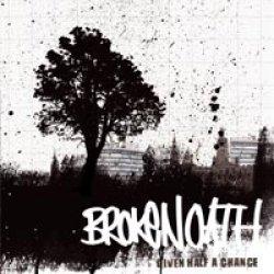 画像1: BROKEN OATH - Given Half A Chance [CD]
