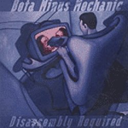 画像1: BETA MINUS MECHANIC - Disassembly Required [CD]