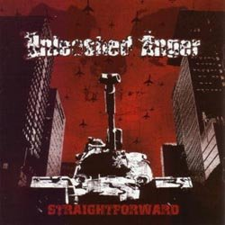 画像1: UNLEASHED ANGER - Straight Forward