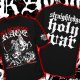 BLACKOUT RAGE - Straightedge Holy War Tシャツ