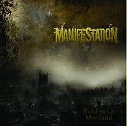 画像1: MANIFESTATION - Burden Of Mankind [CD]