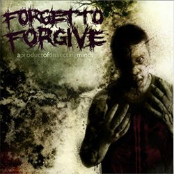 画像1: FORGETTOFORGIVE - A Product Of Dissecting Minds [CD]