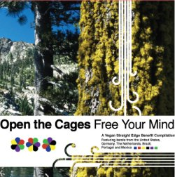 画像1: VARIOUS ARTISTS - Open The Cages [CD]