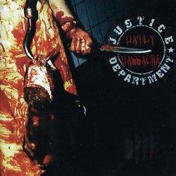 画像1: JUSTICE DEPARTMENT - Daily Massacre [CD]