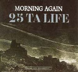 画像1: MORNING AGAIN / 25 TA LIFE - Split [CD]