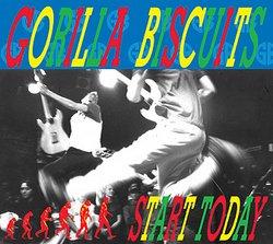 画像1: GORILLA BISCUITS  - Start Today [CD]