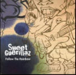 画像1: SWEET GUERILLAZ - Follow The Rainbow
