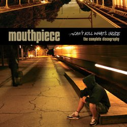 画像1: MOUTHPIECE - Can't Kill What's Inside: The Complete Discography [LP]
