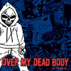 画像1: OVER MY DEAD BODY - No Runners [CD]