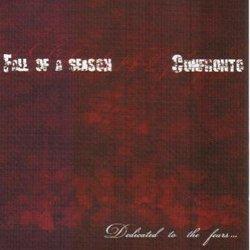 画像1: FALL OF A SEASON / CONFRONTO - Split [CD]