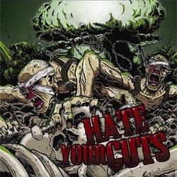画像1: HATE YOUR GUTS - S/T [CD]
