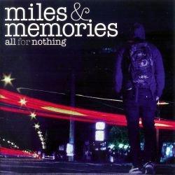画像1: ALL FOR NOTHING - Miles And Memories [CD]