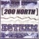 200 NORTH / ESTEEM - Split [CD]