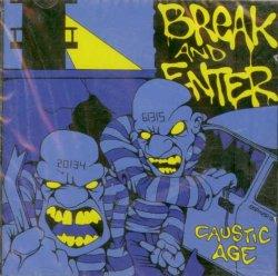 画像1: BREAK AND ENTER - Caustic Age [CD]