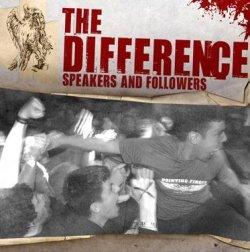 画像1: THE DIFFERENCE - The Speakers And Followers [CD]