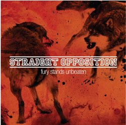 画像1: STRAIGHT OPPOSITION - Fury Stands Unbeaten
